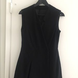 Nice black mini dress